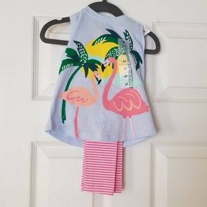 Flamingo outfit